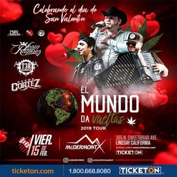 EL MUNDO DA VUELTAS-LENIN RAMIREZ: Main Image