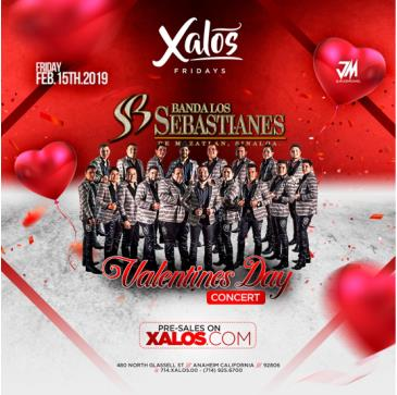 BANDA LOS SEBASTIANES EN XALOS EVENT CENTER: Main Image