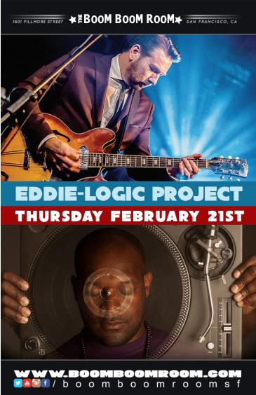 The Eddie-Logic Project (EddieRoberts/DJLogic/JermalWatson+): Main Image