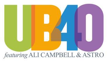 UB40 ft ALI CAMPBELL & ASTRO: Main Image