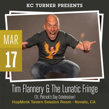 Tim Flannery & The Lunatic Fringe-img