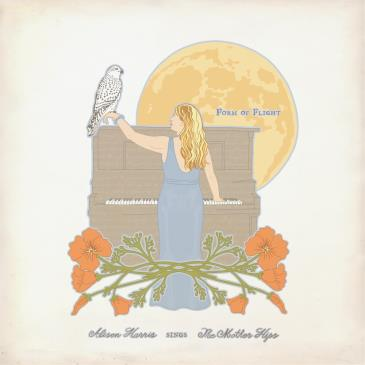 Alison Harris sings The Mother Hips- Album Release-img