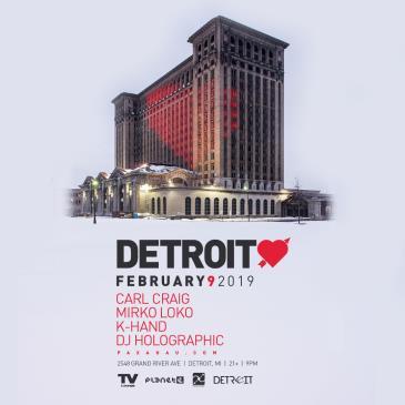 Paxahau Presents: Detroit Love-img