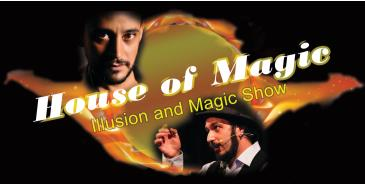 Las Vegas Entertainment presents: House of Magic & Illusions: Main Image