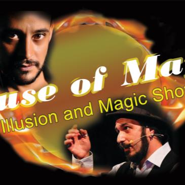 Las Vegas Entertainment presents: House of Magic & Illusions-img