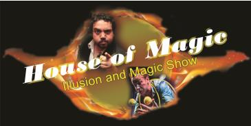 House of Magic & Illusions DEC 21st SOLD OUT: Main Image