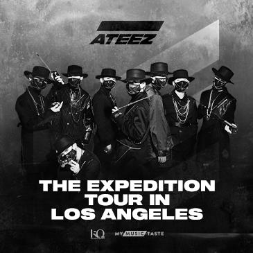 ATEEZ - The Expedition Tour In Los Angeles: Main Image