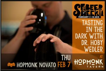 Tasting in the Dark This Event Has Been Cancelled: Main Image
