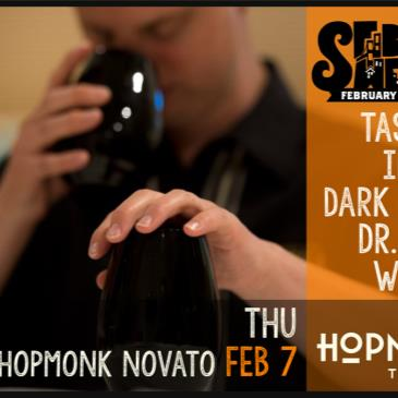 Tasting in the Dark with Dr. Hoby Wedler-img