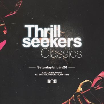 Inoki Party: Thrillseekers Classics Set: Main Image