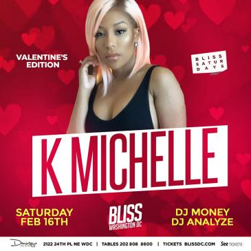K. MICHELLE AT BLISS-img