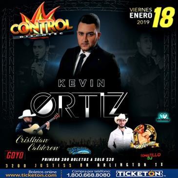 CANCELADO KEVIN ORTIZ: Main Image