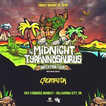 Midnight Tyrannosaurus - OKLAHOMA CITY-img