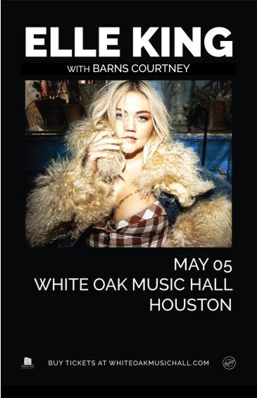 Elle King: Shake The Spirit Tour: Main Image