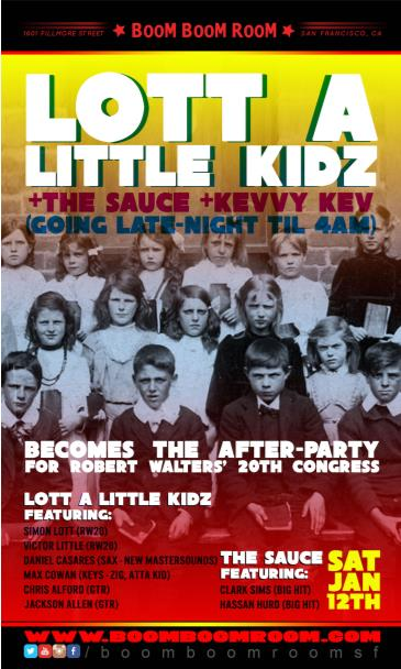 Lott a Little Kidz (mbrs Atta Kid + Simon Lott, Vic Little): Main Image