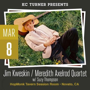 Jim Kweskin / Meredith Axelrod Quartet with Suzy Thompson: Main Image