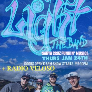 Light the Band + Radio Veloso-img