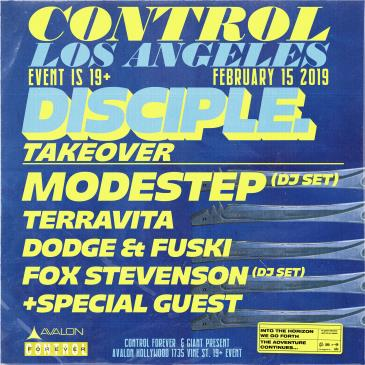 DISCIPLE TAKEOVER-img