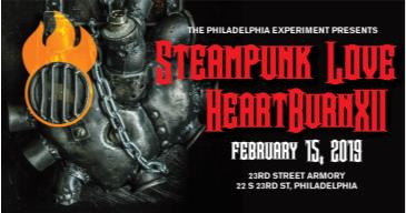 "PEX Heartburn XII ""Steampunk Love"": Main Image"