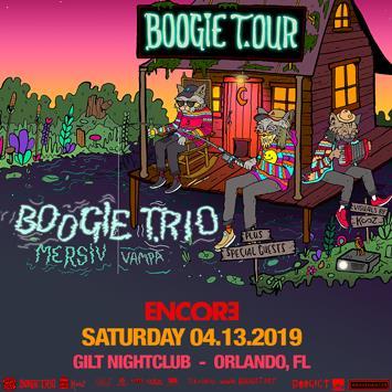Boogie T.rio - ORLANDO: Main Image
