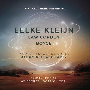 """Eelke Kleijn """"Moments of Clarity"""" Album Release Party: Main Image"""