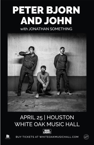 Peter Bjorn & John, Jonathan Something: Main Image