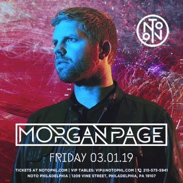 Morgan Page: Main Image