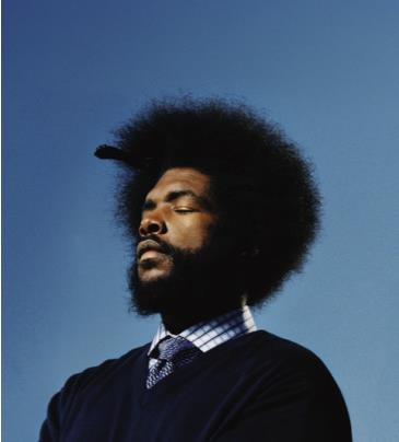 Questlove (3 Hour DJ Set) w/ Kalu & The Electric Joint: Main Image