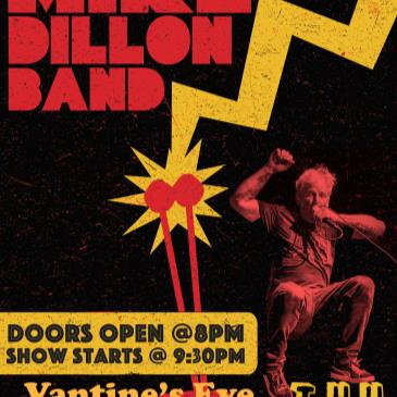 """Mike Dillon Band ~ """"A Very Cherry Valen-Swines Celebration""""-img"""