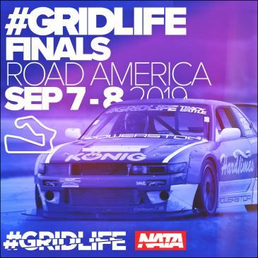 GRIDLIFE - TrackBattle FINALS: Main Image