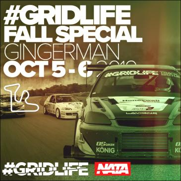 GRIDLIFE - TrackBattle Fall Special: Main Image