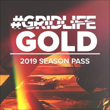 GRIDLIFE GOLD 2019 - SEASON PASS: Main Image