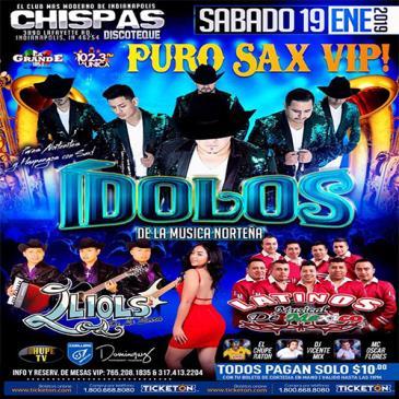 PURO SAX VIP: Main Image