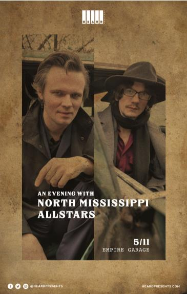 An Evening with North Mississippi Allstars: Main Image