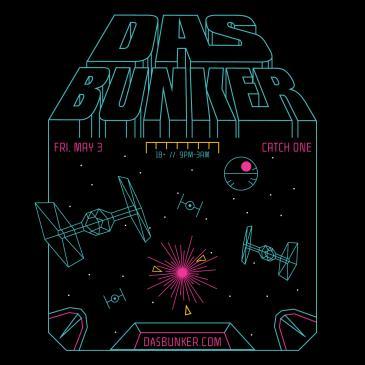 Das Bunker Star Wars Night: Main Image