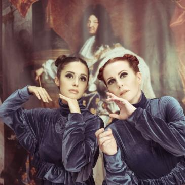 Nancy And Beth, starring Megan Mullally and Stephanie Hunt-img