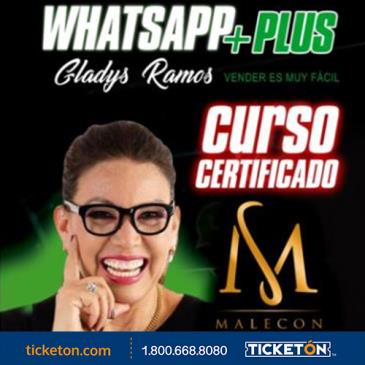 CANCELED-TALLER CERTIFICADO WHATSAPP: Main Image