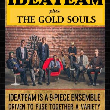 IDEATEAM + The Gold Souls (&  DJ Kevvy Kev)-img