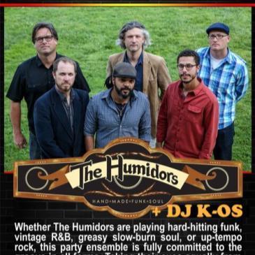 The Humidors  (and DJ K-Os)-img