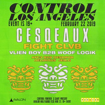 CESQEAUX, FIGHT CLVB-img