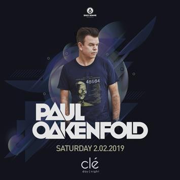 Paul Oakenfold - HOUSTON: Main Image