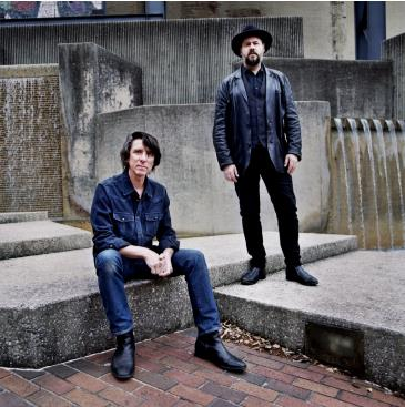 Dimmer Twins: Patterson Hood & Mike Cooley Drive-By Truckers: Main Image
