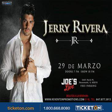 JERRY RIVERA: Main Image