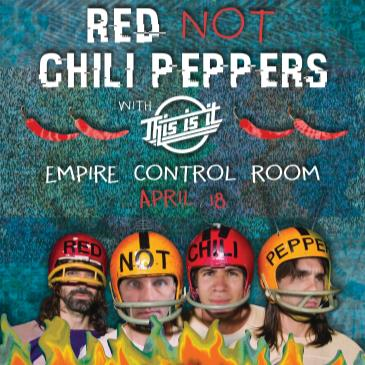 Red Not Chili Peppers w/ This Is It-img