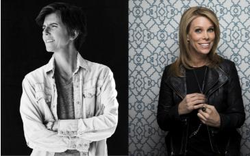 """Tig Notaro's """"Tell Me Everything"""" with guest Cheryl Hines: Main Image"""