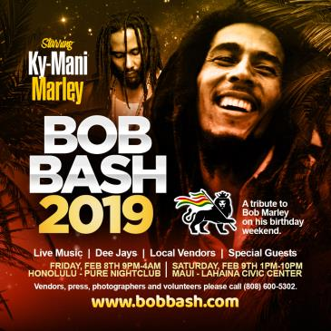Bob Bash 2019 Honolulu: Main Image