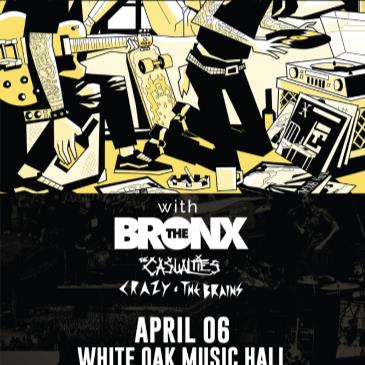 The Bouncing Souls, The Bronx, The Casualties-img