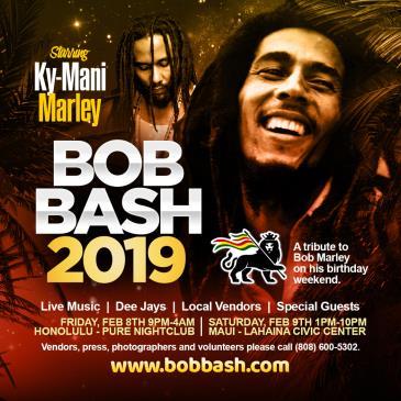 Bob Bash 2019 MAUI: Main Image
