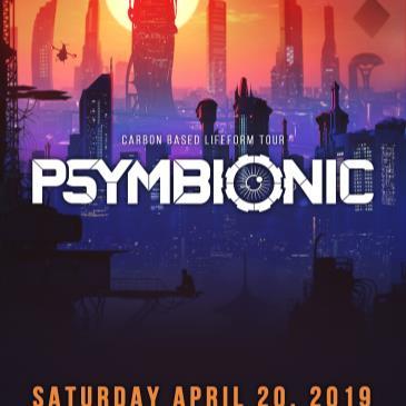 Psymbionic: CARBON BASED LIFEFORM TOUR-img
