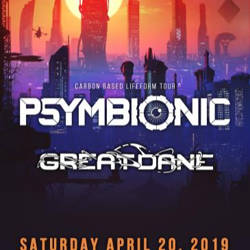 Psymbionic: CARBON BASED LIFEFORM TOUR w/ Great Dane-img